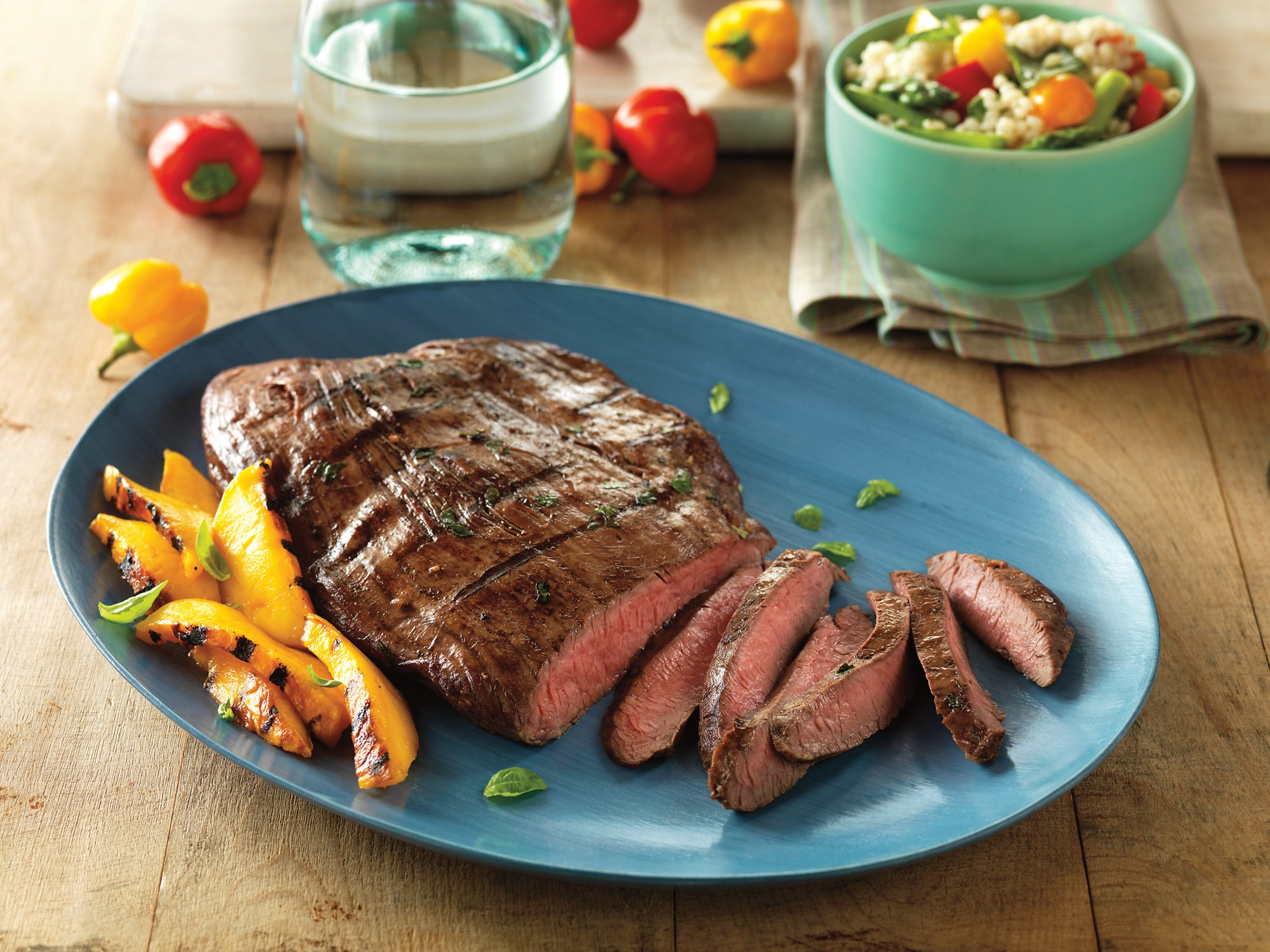 balsamic-marinated-flank-steak